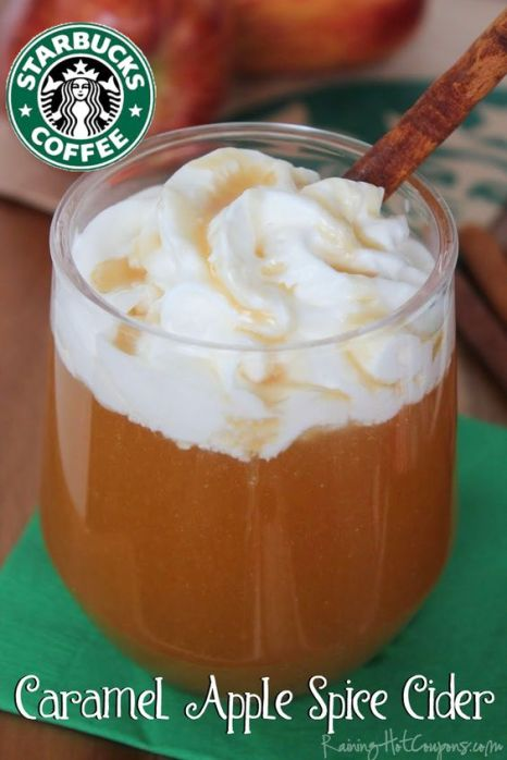 30+ Starbucks Copycat Recipes to save you money and to make it at home.