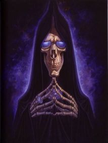 DEATH: Terry Pratchett and the Discworld Paul Kidby (Official Ilustrator):