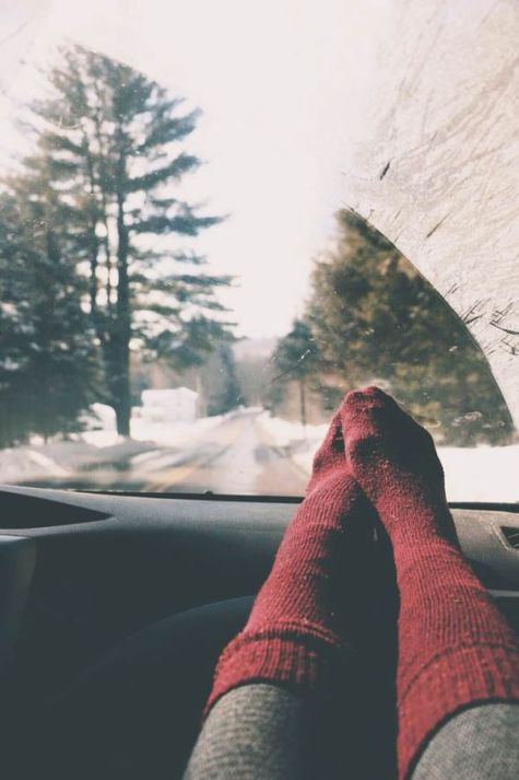 I think we take socks for granted They are always there when we are feeling lonely or sad, or freezing in the snow. Socks are our best friends, they listen.:
