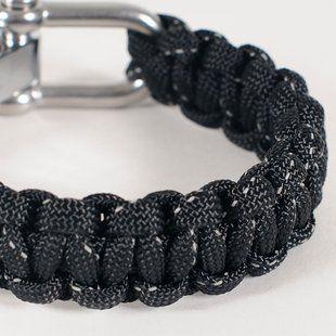 Paracord Shackle Bracelet BDSM Approved My Style
