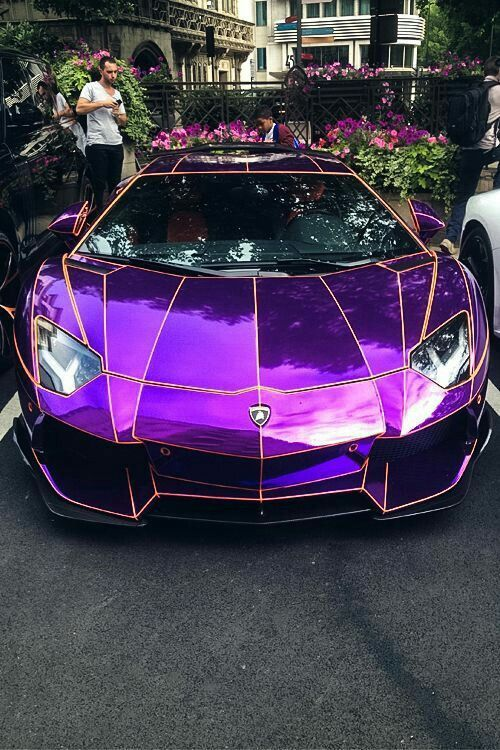 Purple and gold Cars Pinterest Photography, Purple
