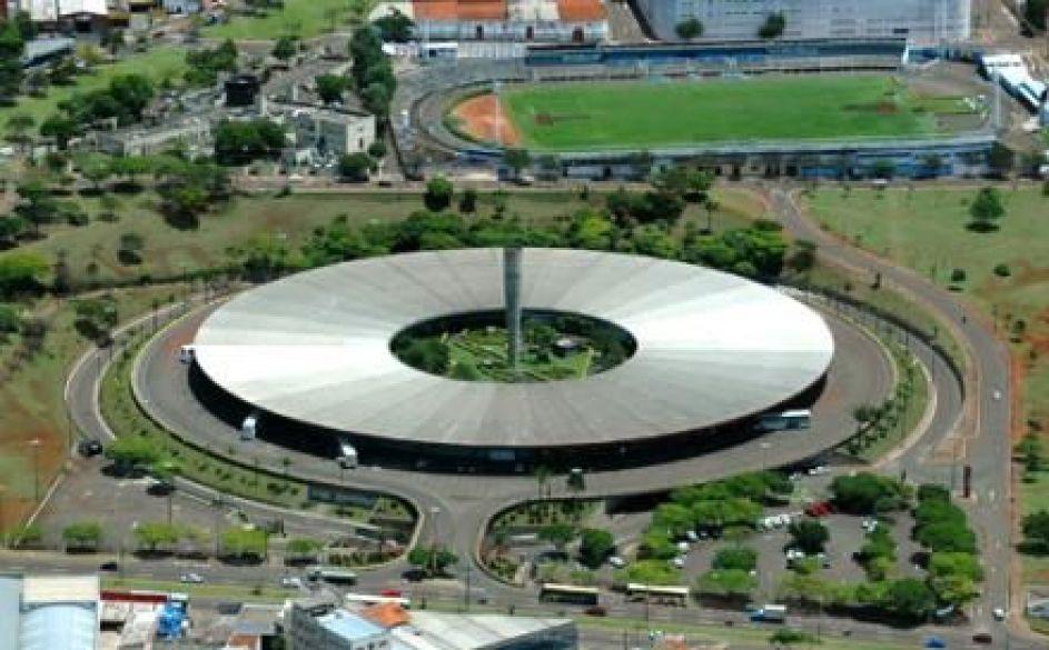 panorama: Rodoviaria de Londrina e a mais moderna do Brasil.: