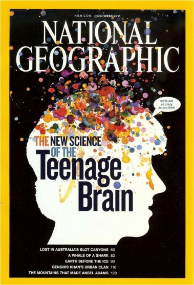 The New Science of the Teenage Brain: