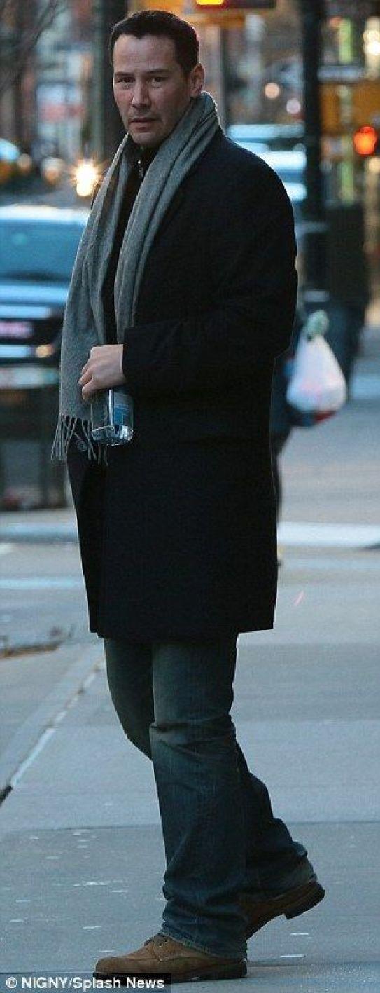 Keanu Reeves, still Hot at 50!: