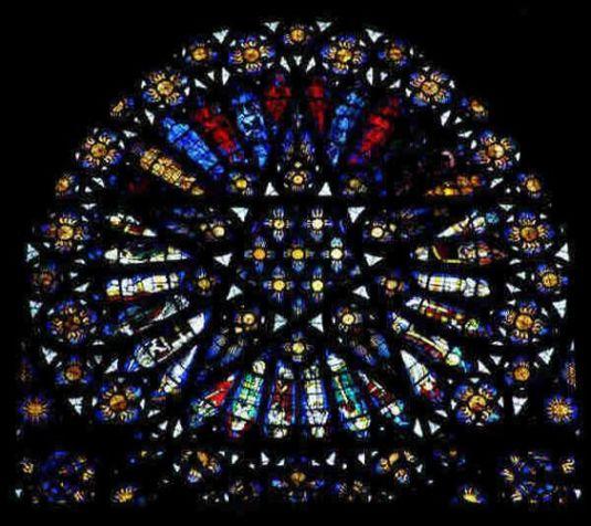 Rouen. #Architecture #Circle: