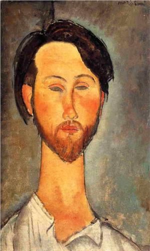 Leopold Zborowski - Amedeo Modigliani 1918: