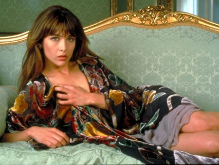 My favorite Bond Villain - Sophie Marceau in The World Is Not Enough - full of contradictions