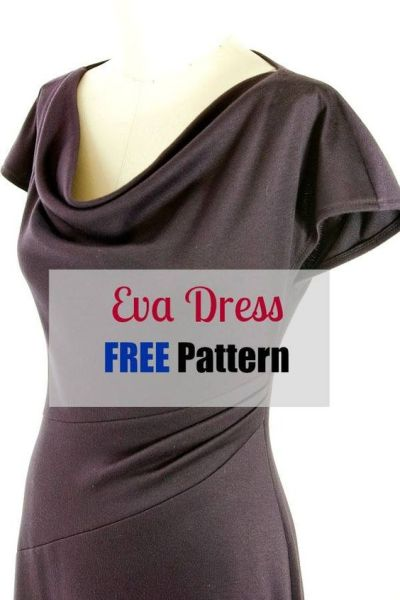 Eva Dress Pattern FREE