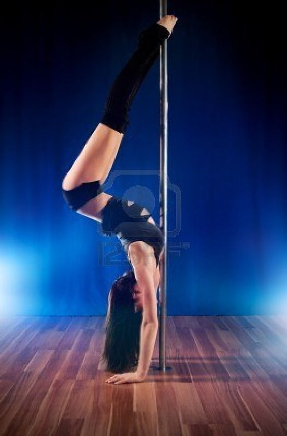 need to get a pic of me like this in class | I love Pole ...