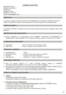 cv format word doc and resume cv on pinterest