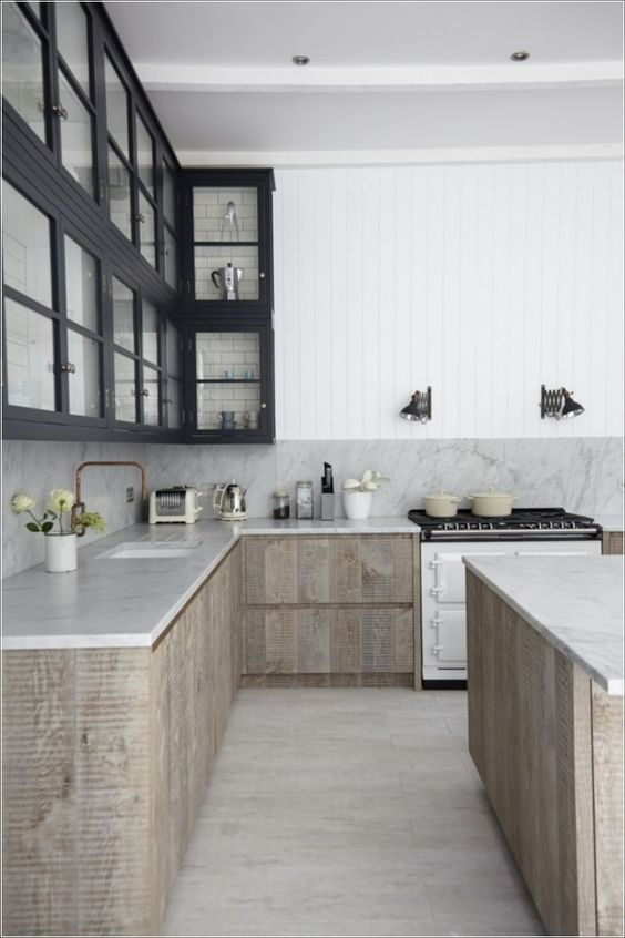 Kitchen Room Interior Design: 7 Amazing Scandinavian Kitchens To Inspire You
