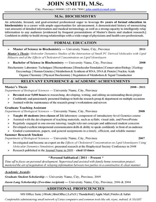 resume templates resume and sales resume on pinterest