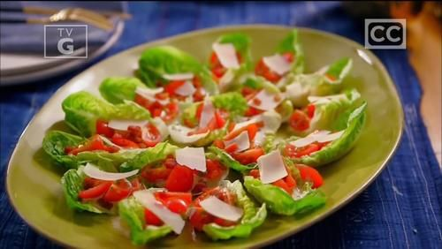 BLT Salad Bites Recipe by Tia Mowry at Home