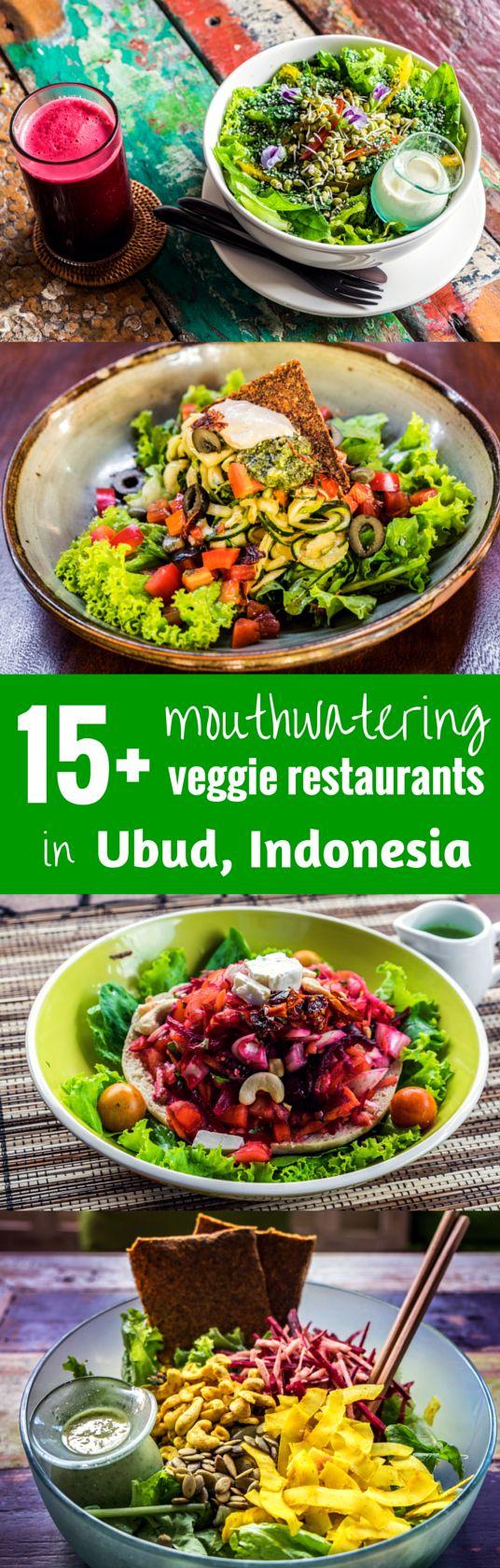 Bali indonesia, Restaurant and Vegetarian restaurants on