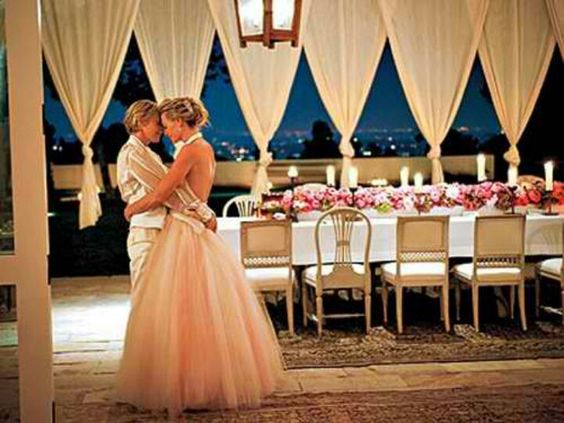 Ellen Degeneres, Casamento De Lésbicas And LGBT On Pinterest