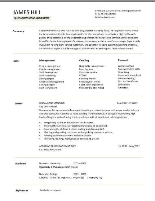 cosmetologist resume samples just out of school