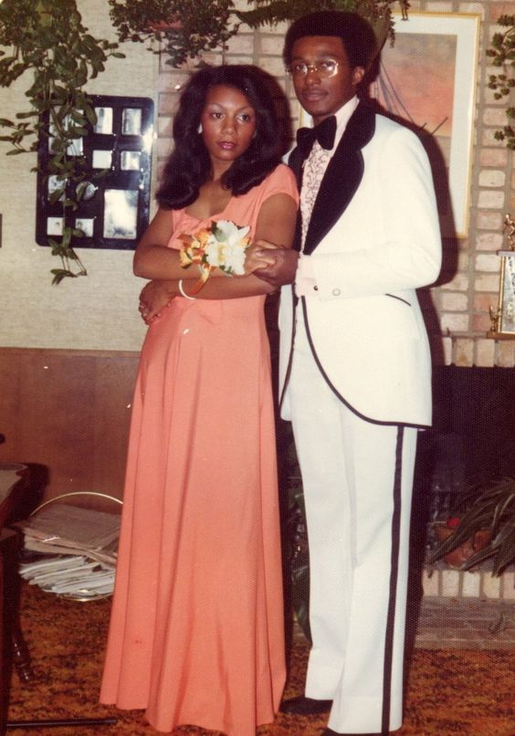vintage african american prom - Google Search