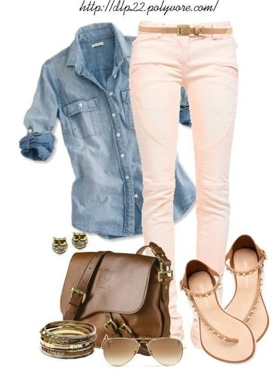 Simple Spring outfit http://artonsun.blogspot.com/2015/03/simple-spring-outfit.html: