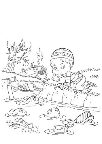coloring pages coloring and water on pinterest