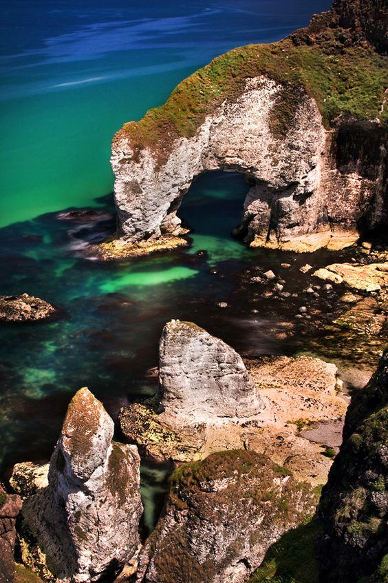 The Wishing Arch Co Antrim, Northern Ireland Ireland