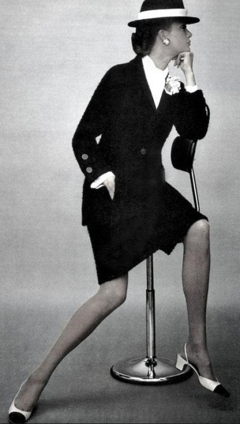 Chanel Suit, ELLE Magazine <3 September 1968: