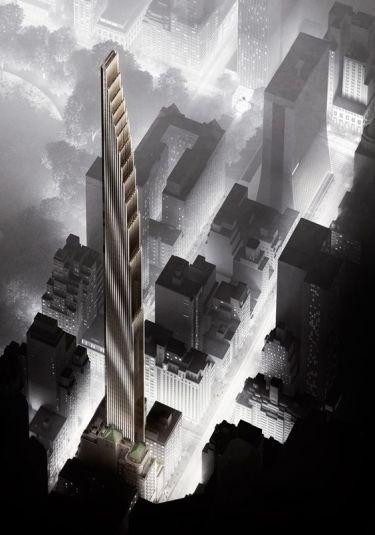 New York 111West 57th Street