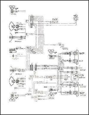 1978 GMC CK Wiring Diagram Pickup Suburban Jimmy Sierra