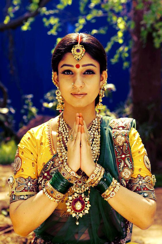Indian Tradition, Culture, Grace, Jewelry and Beauty