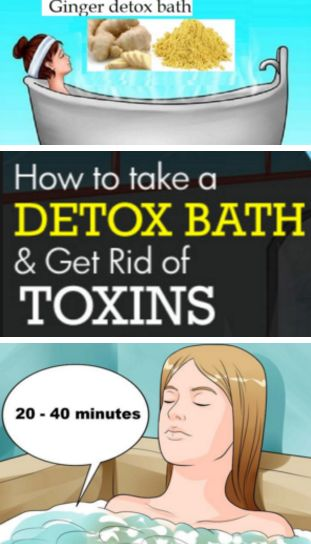 Detox Your Body With This Amazing Ginger Bath – It Will Relieve You From Radiation, Heavy Metals And Other Toxins (RECIPE).: