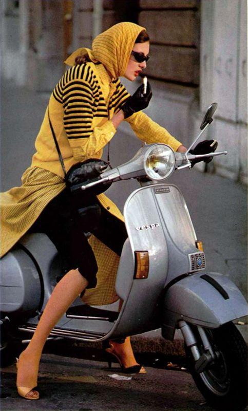 knitGrandeur: Black & Yellow Stipes