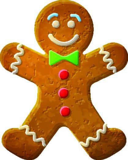 Gingerbread Man Cookie Recipe coloradocountrylife.coop