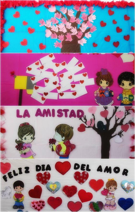 FRISOS 14 DE FEBRERO Imaginacion Pinterest