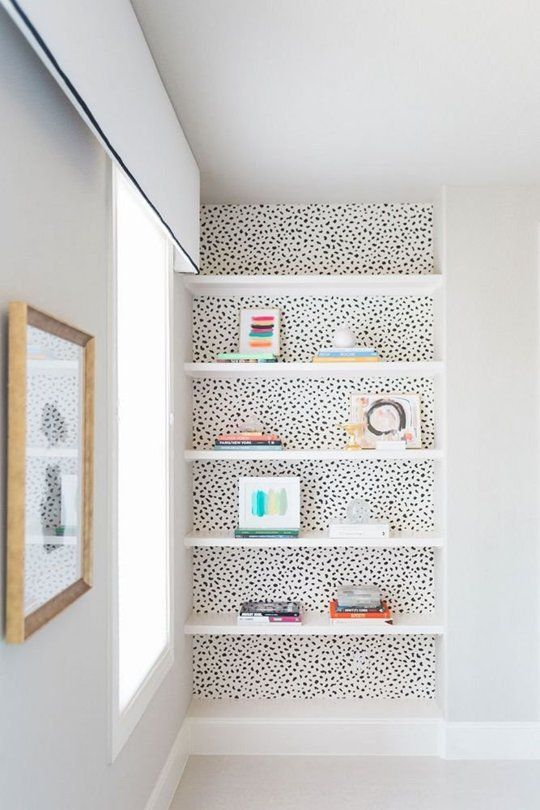 Wonderful Wallpaper in Small Spaces | Apartment Therapy:
