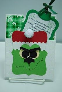 Grinch Sacks And Gift Bags On Pinterest