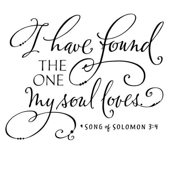 Download I have found the one my soul Loves SVG file by SvgCorner ...