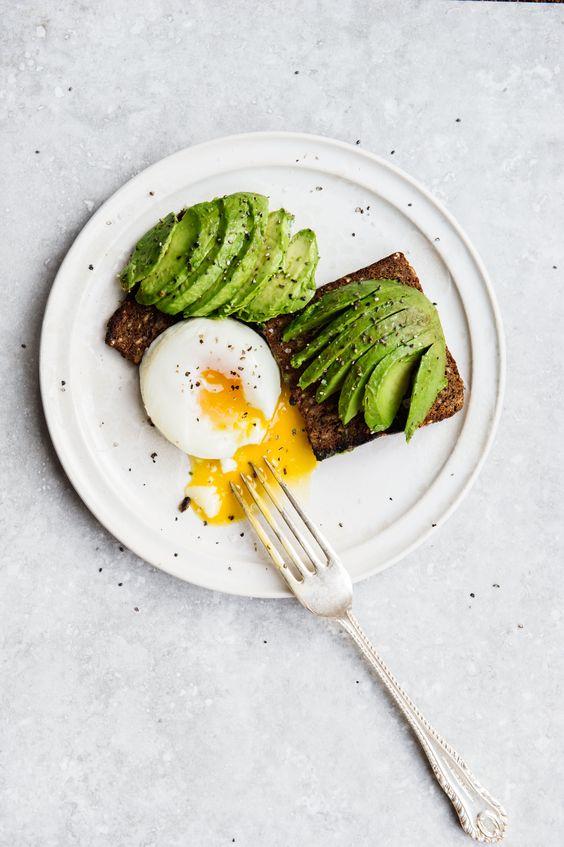 uova, cibo magro da tenere a portata di mano