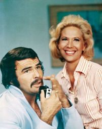Image result for burt reynolds and dinah shore
