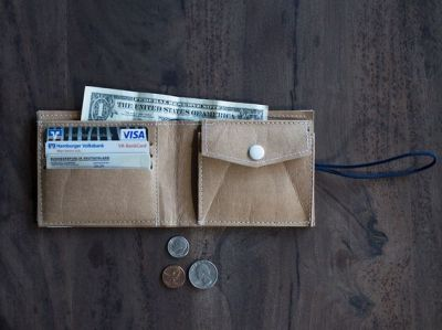 FREE Wallet Pattern: 11 Handmade Gifts for Dad