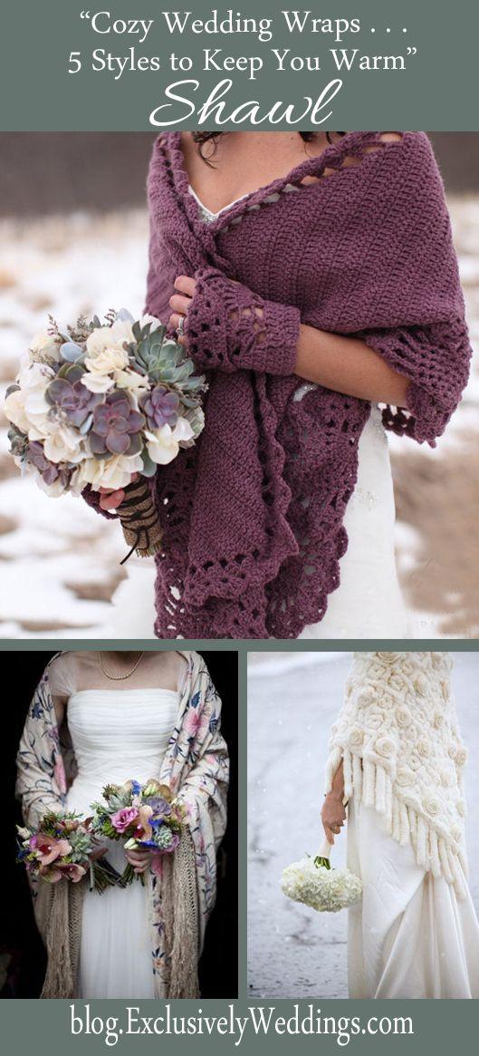 Cozy Wedding Wraps 5 Stylish Choices to Keep You Warm