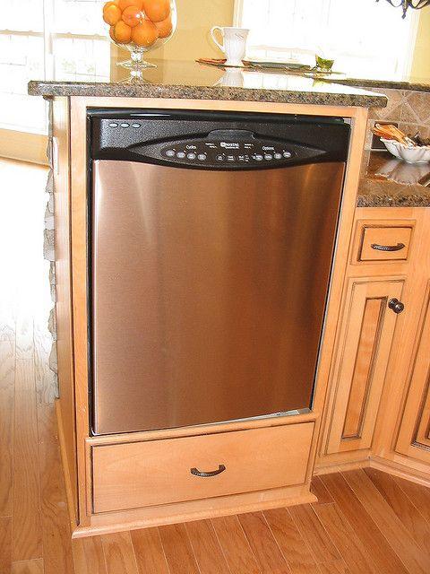 Raised Dishwasher Home Sweet Home Pinterest Base