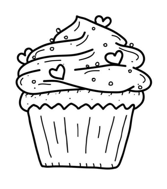 coloring pages sprinkles coloring heart google search sweet google