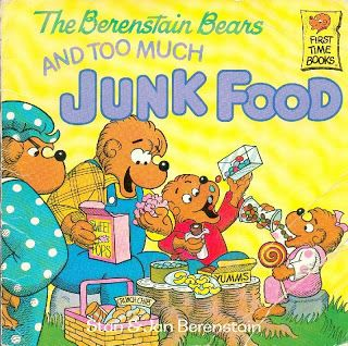 food from the 80's | Children of the 90s: Popular Young Children's Books of the 80s and 90s: