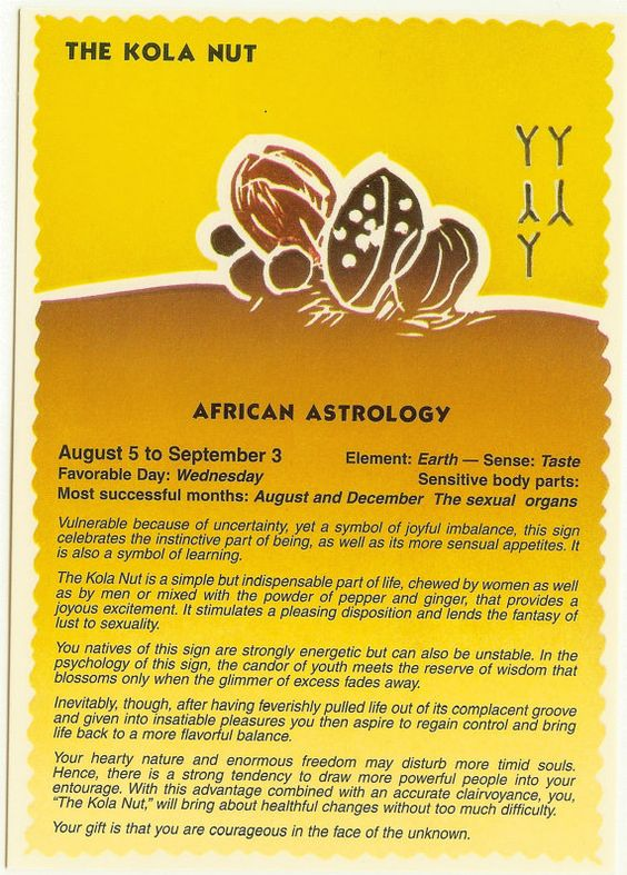 Ancient African Astrology Uses Geomancy And Is One of the Most