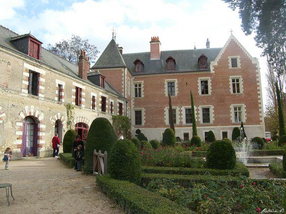 Amboise, Château du Clos Lucé - Indre et Loire (France).: