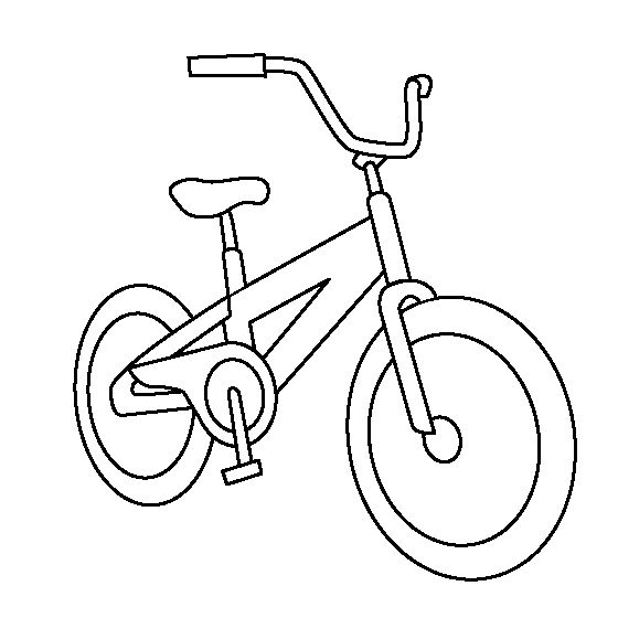 boys bikes coloring sheets and coloring on pinterest