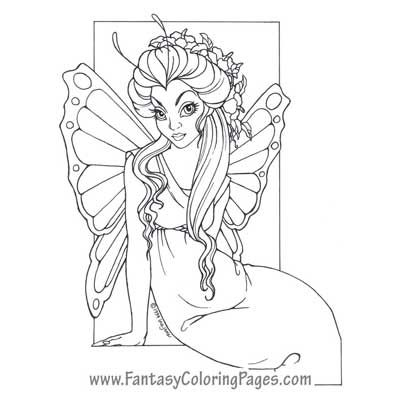 fairy coloring pages coloring pages and coloring on pinterest