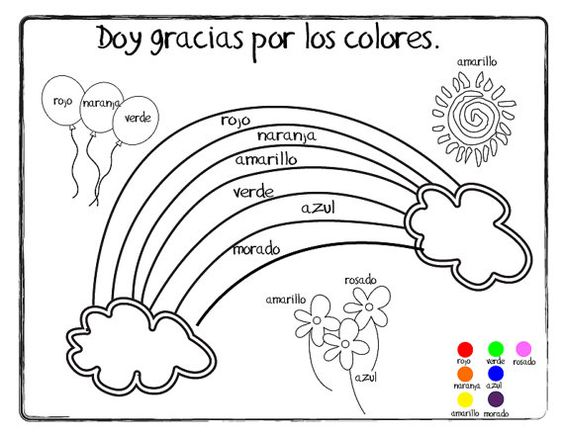 spanish coloring pages and coloring on pinterest