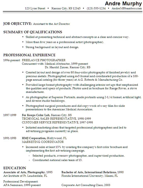 film production cover letters