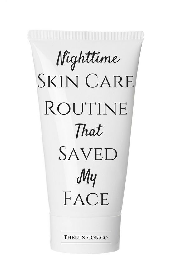 I changed my nighttime skin care routine and my skin completely turned around. It's also cheaper! Pin now, read later.