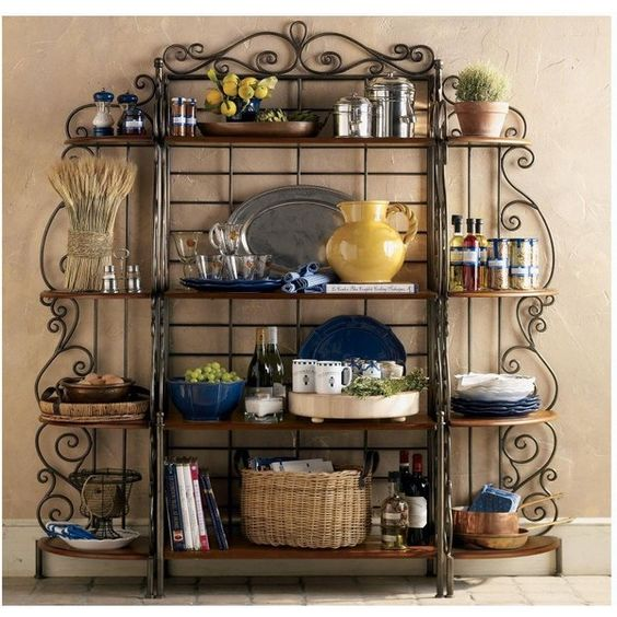 Bakers Rack Collection French Country Pierre Deux